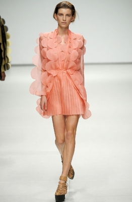 Christopher Kane - 2009. tavasz-nyár ready-to-wear