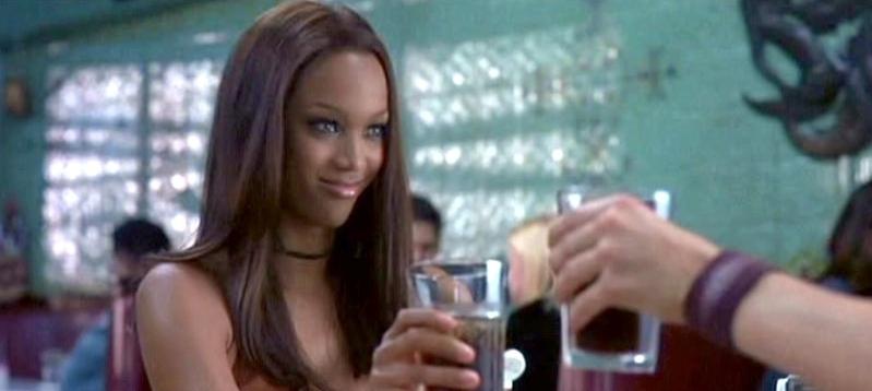 Tyra Banks vendégszereplőként Gossip Girl