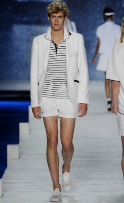 New York Fashion Week - Lacoste