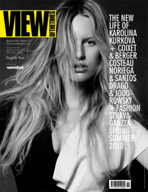 Karolina Kurkova by David Roemer