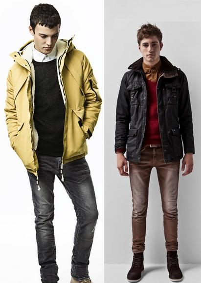 b638bd3bc7 Ízelítő az őszi és téli férfi divatból 2011/2012-es őszi és téli ...