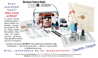 Always creative and succesfull with CND!