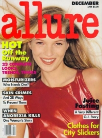 Allure - Kate Moss - 1994. december USA