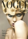 Anja Rubik - Vogue Beauty