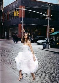 Daria Werbowy - Chanel