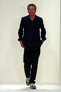 Calvin Klein a 2003-2004-es őszi-téli bemutatón